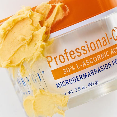 MICRODERMABRASION POLISH AND MASK