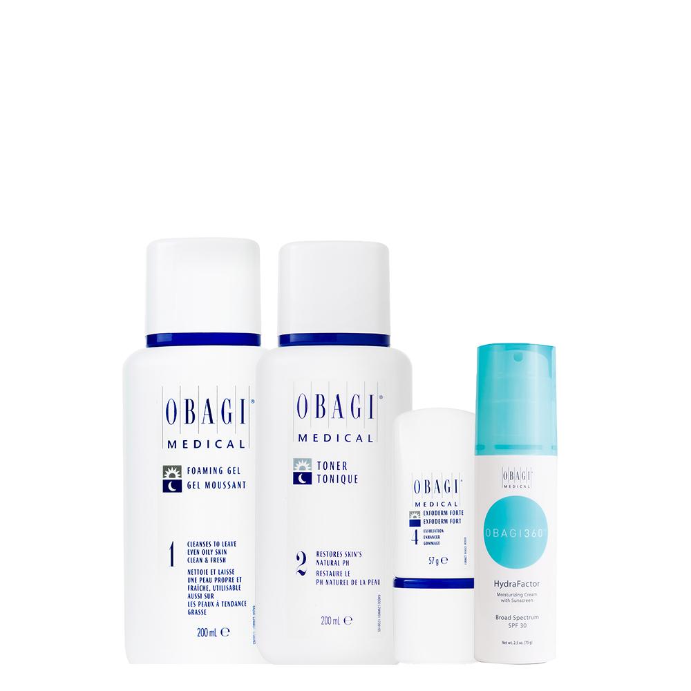 Obagi Exfoliating Kit – Normal to Oily