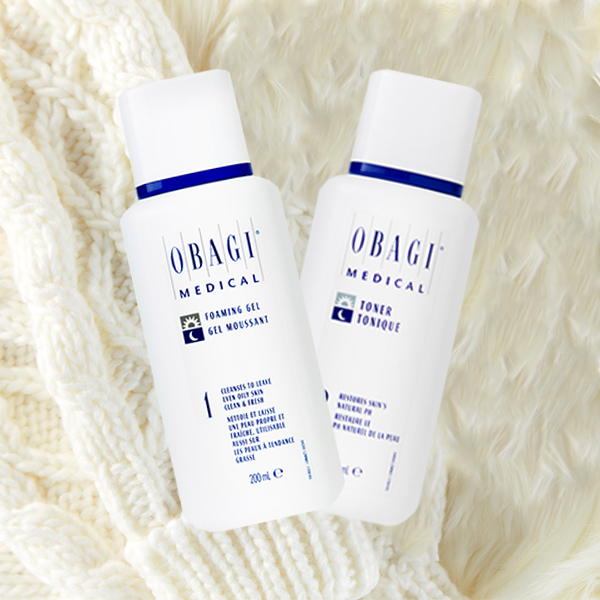 Facial Twin Kit - Normal to Oily