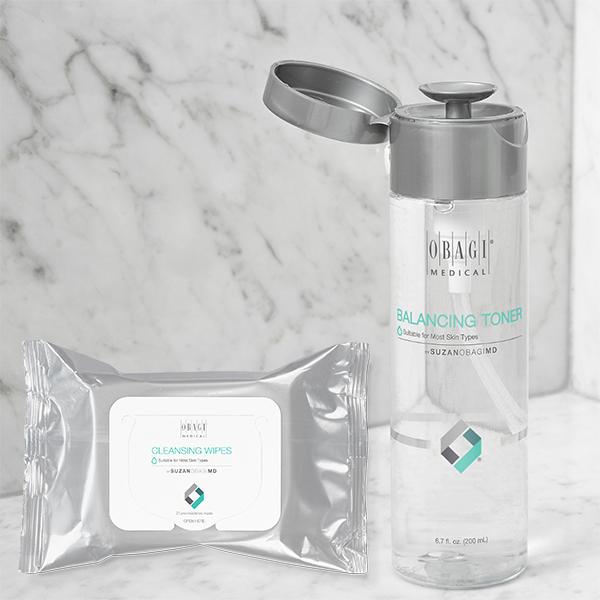 SUZANOBAGIMD™ Balance and Refresh Kit