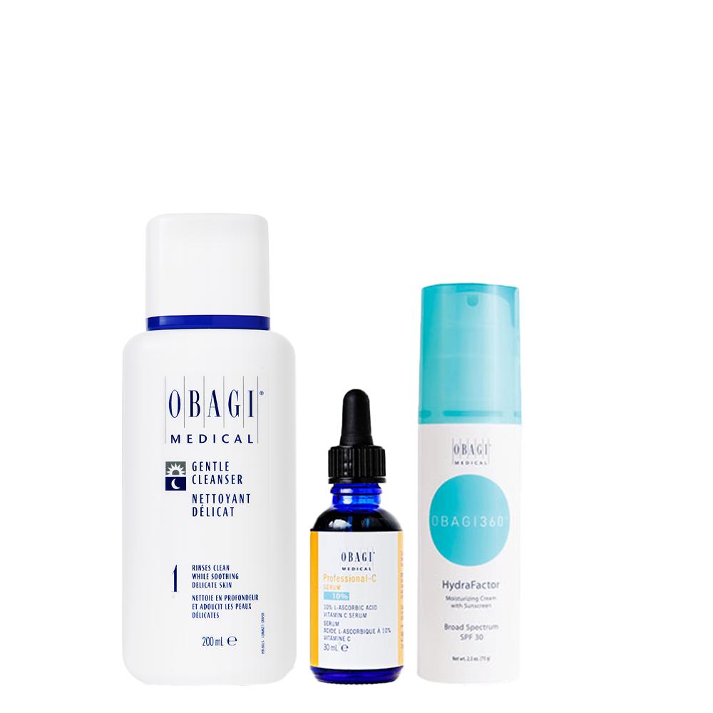 Obagi Gentle Men's Kit for Normal-Dry Skin