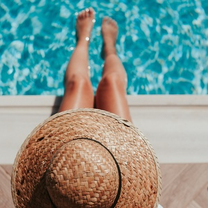 SPF summer skincare